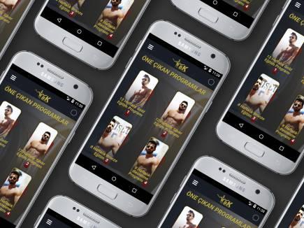 BKFitness Android Detayları
