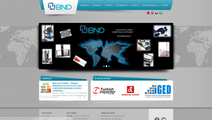 BND Dış Ticaret