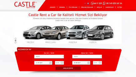 Castle Rent A Car
