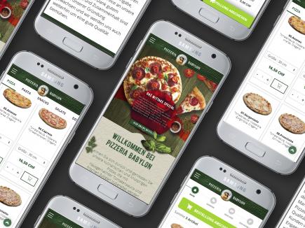 Pizzeria Babylon Android
