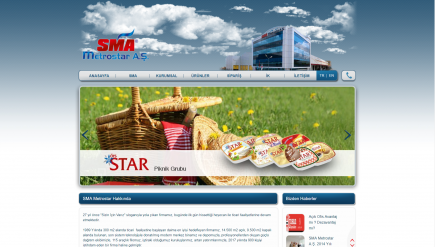 SMA Metrostar