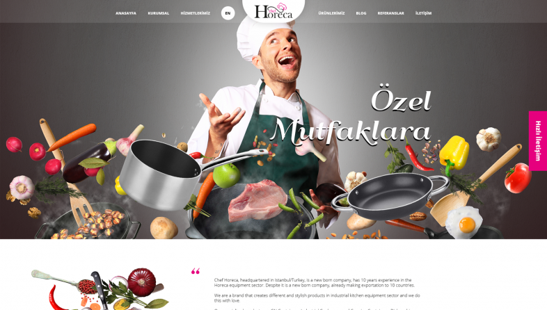 Chef Horeca