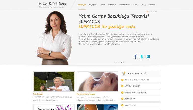 Dr. Dilek Uzer