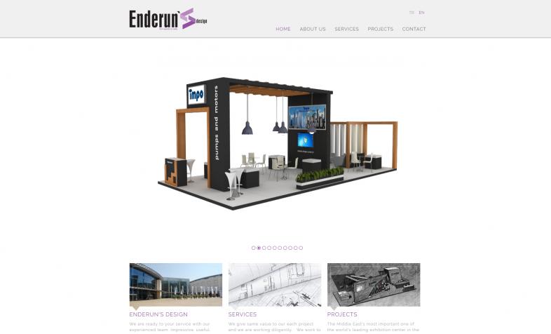 Enderun's Design