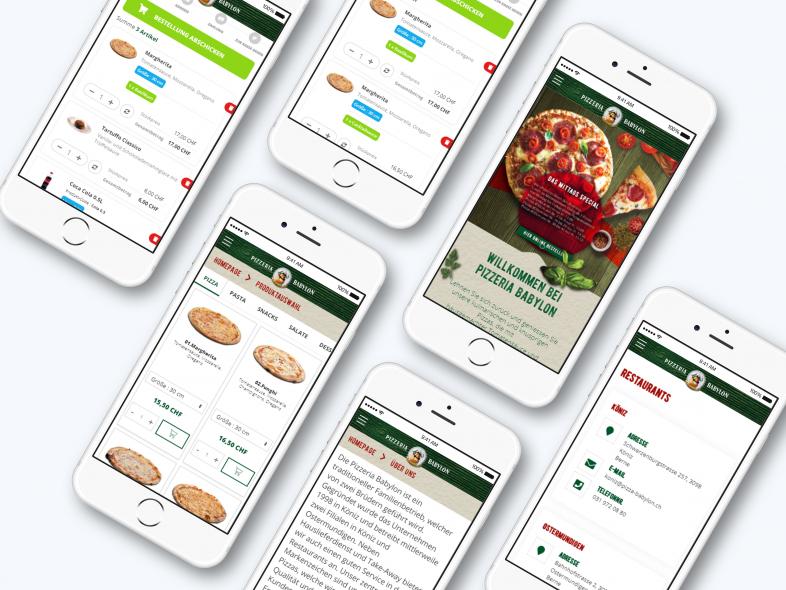 Pizzeria Babylon IOS Detayları