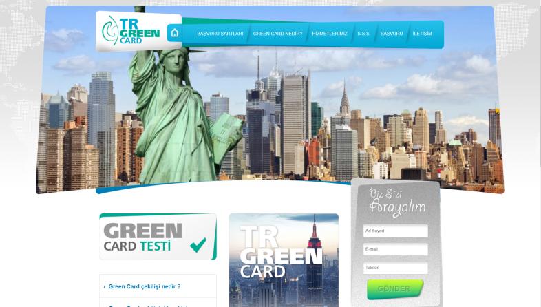 Tr Green Card